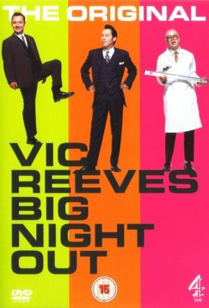 Affiche Vic Reeves Big Night Out