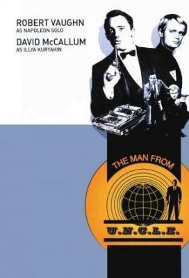 Affiche The Man From U.N.C.L.E.