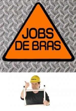 Affiche Jobs de bras