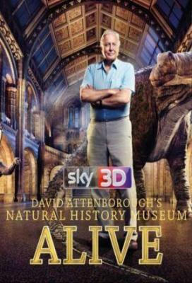 Affiche David Attenborough's Natural History Museum Alive