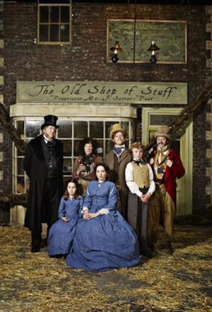 Affiche The Bleak Old Shop Of Stuff