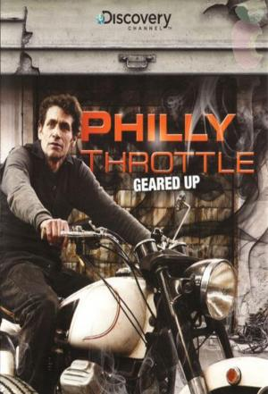 Affiche Philly Throttle