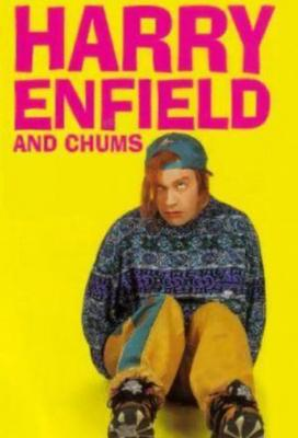 Affiche Harry Enfield and Chums