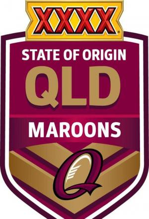 Affiche Rugby League - State of Origin