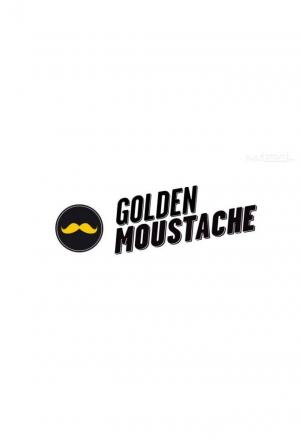 Affiche Golden Moustache