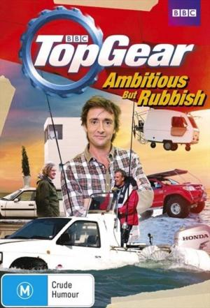 Affiche Top Gear: Ambitious But Rubbish