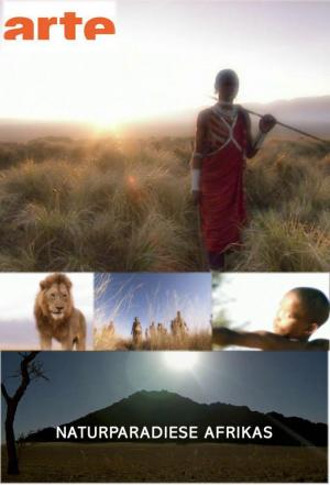 Affiche Natural Paradises of Africa
