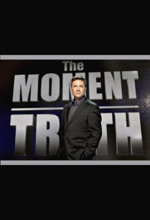 Affiche The Moment of Truth