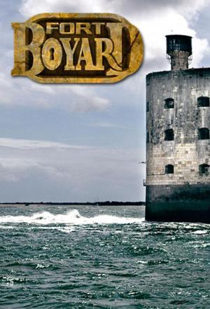 Affiche Fort Boyard (2011)
