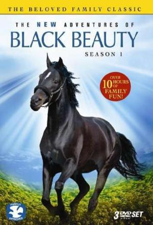 Affiche The New Adventures of Black Beauty