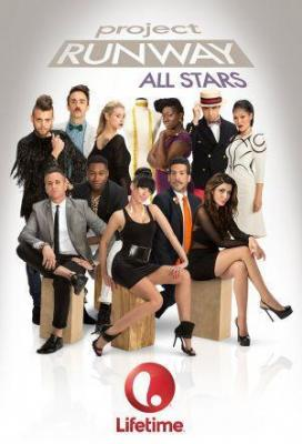 Affiche Project Runway All Stars