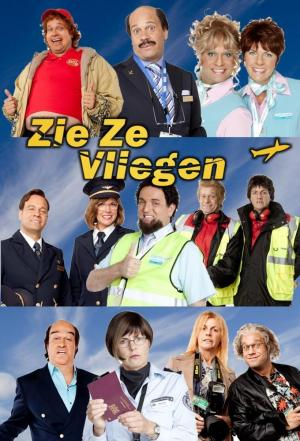 Affiche Zie ze vliegen (Come Fly with Me)