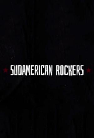 Affiche Sudamerican Rockers