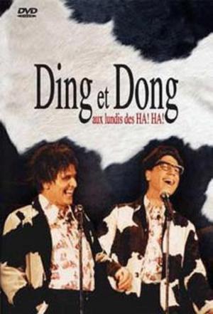 Affiche Ding & Dong: Aux Lundis des Ha! Ha!
