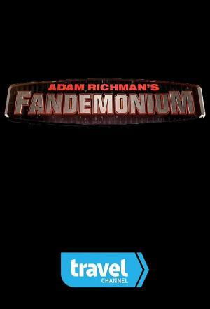 Affiche Adam Richman's Fandemonium