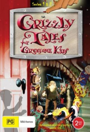 Affiche Grizzly Tales for Gruesome Kids
