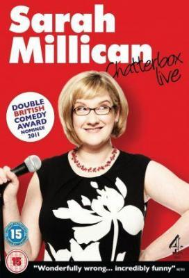Affiche Sarah Millican Chatterbox Live