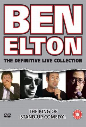 Affiche Ben Elton The Definitive Live Collection