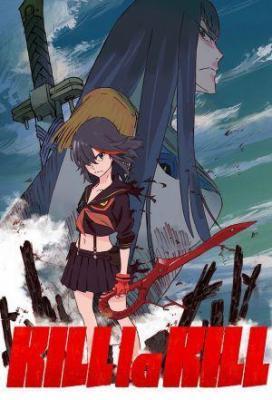Affiche Kill La Kill
