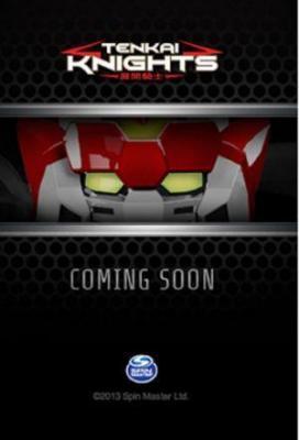 Affiche Tenkai Knights