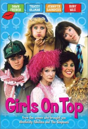 Affiche Girls on Top