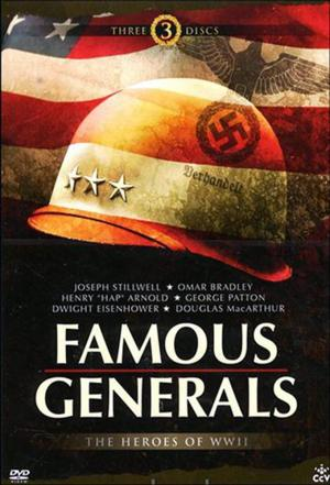 Affiche Famous Generals: Heroes of WWII