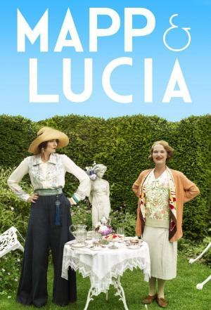 Affiche Mapp and Lucia (2014)
