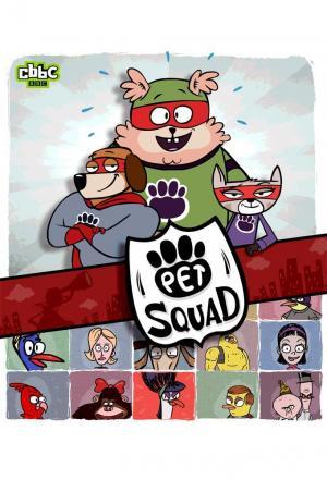 Affiche Pet Squad
