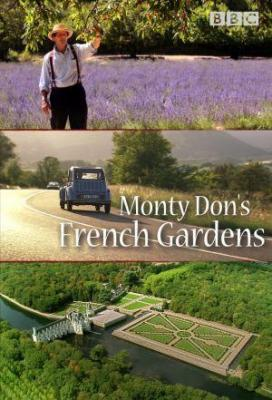 Affiche Monty Don's French Gardens