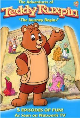 Affiche The Adventures of Teddy Ruxpin