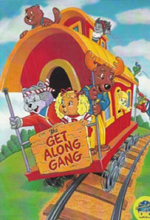 Affiche Get Along Gang