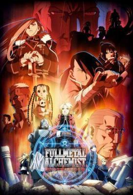 Affiche FullMetal Alchemist - Brotherhood