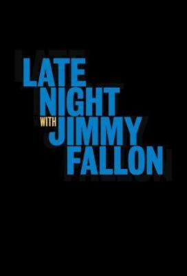 Affiche Late Night with Jimmy Fallon