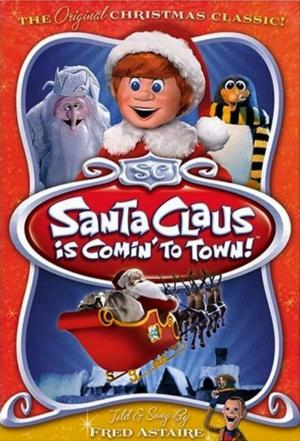 Affiche Santa Claus is Comin' to Town