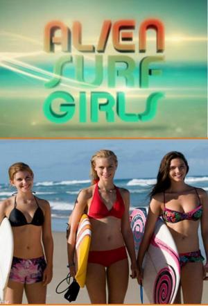 Affiche Alien Surf Girls