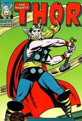 Affiche Thor, le dieu de la foudre