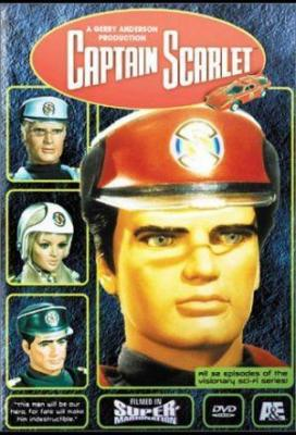 Affiche Captain Scarlet and the Mysterons