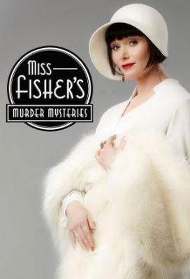 Affiche Miss Fisher enquête