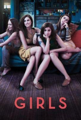 Affiche Girls (HBO)