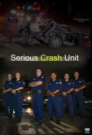 Affiche SCU: Serious Crash Unit
