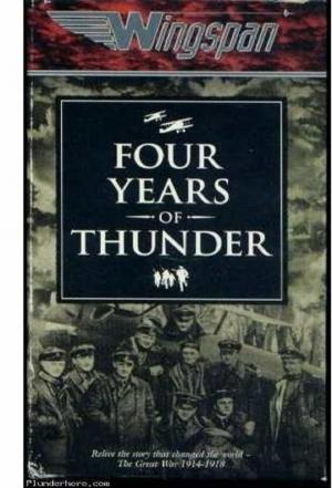 Affiche Four Years of Thunder