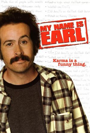 Affiche My Name is Earl