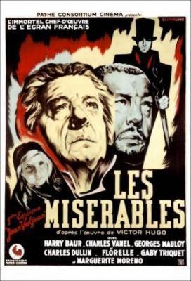 Affiche Les Misérables (1934)