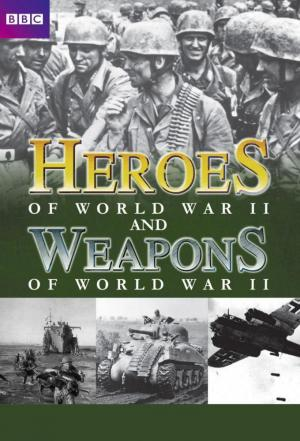 Affiche Heroes and Weapons of WWII