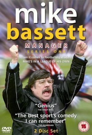 Affiche Mike Bassett: Manager