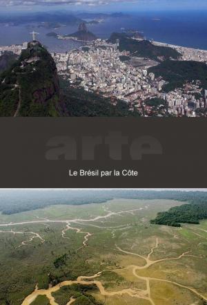 Affiche Le Brésil par la Côte