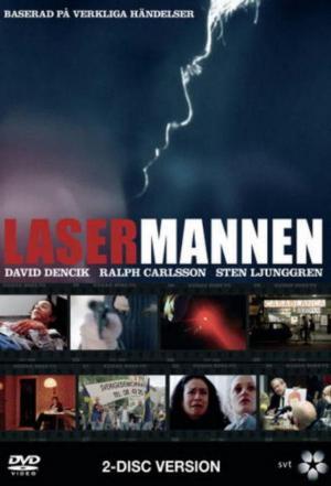 Affiche Lasermannen