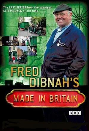 Affiche Fred Dibnah - Made in Britain