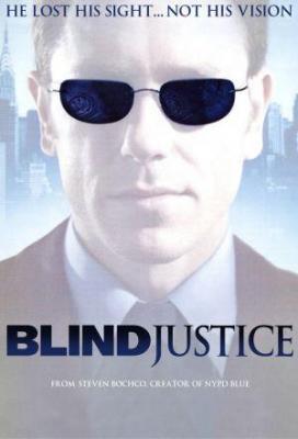 Affiche Blind Justice