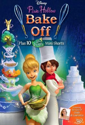 Affiche Pixie Hollow Bake Off